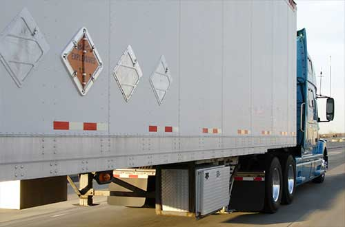 Hazardous Material Transportation Chemicals Sensitive Materials