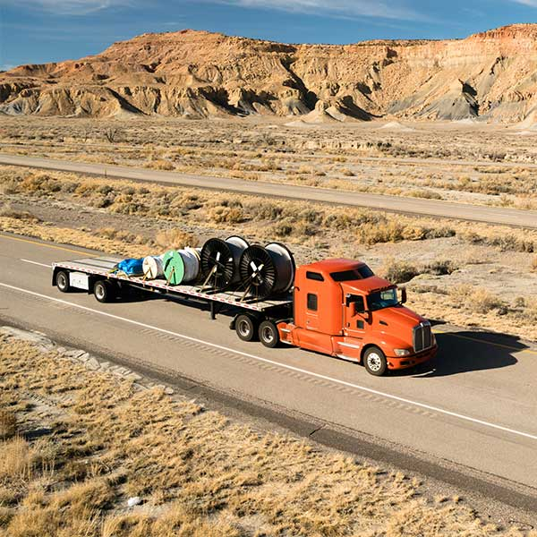 Experienced With Construction Material Transportation Services