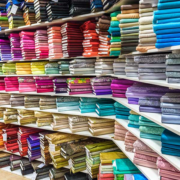 Types of Cloths, Textiles and Accessories Cargo We Transport