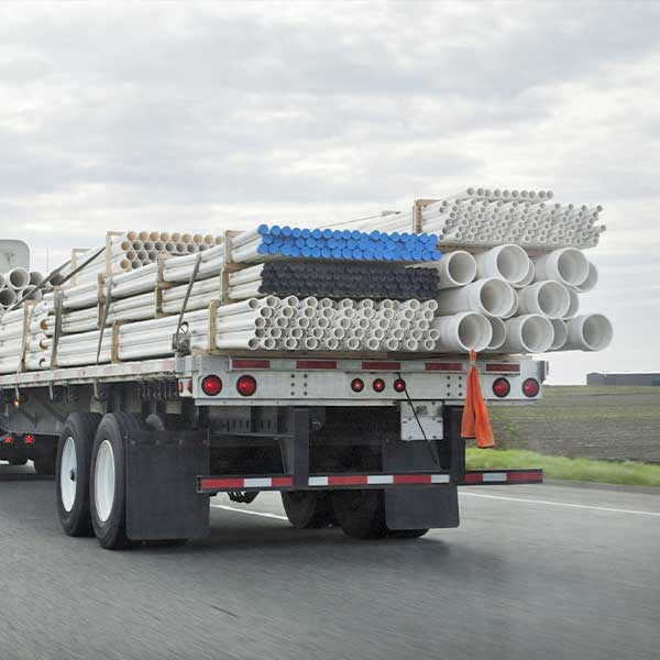 Shipping Roofing Materials