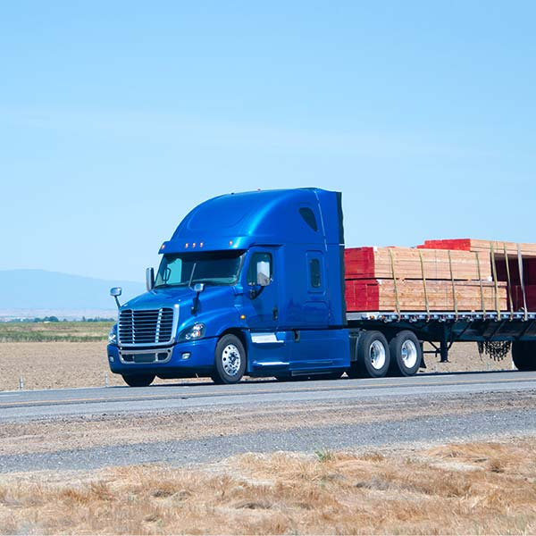 Transporting Lumber & Tinder - Special Considerations