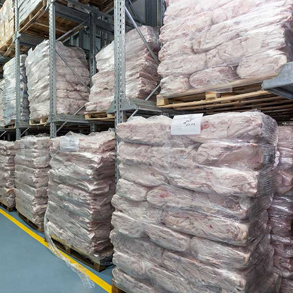 Chilled / Frozen Meat Products We Transport